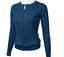 Women-Cardigan-Long-Sleeve-Solid-Open-Front-Twisted-Sweater-cardigan-S-3XL miniatura 18