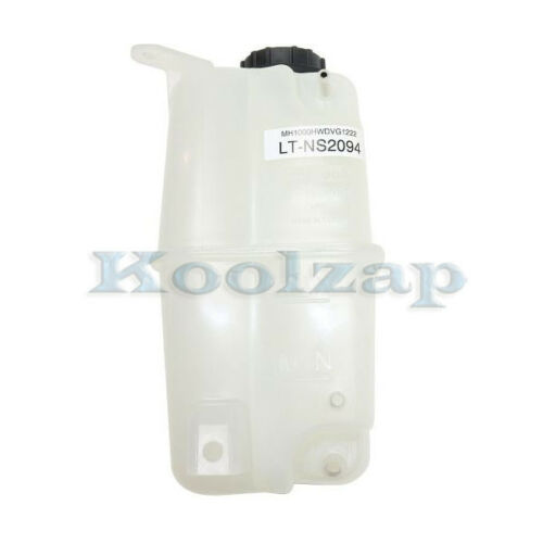 Coolant Recovery Reservoir Overflow Bottle Expansion Tank For 04-15 Armada QX56
