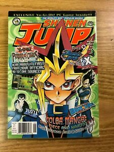 Shonen-Jump-9-2003-Manga-Magazine-Viz