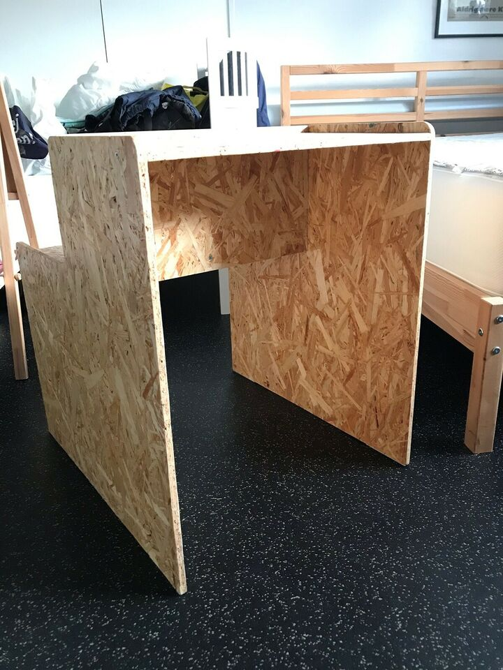 Bord/stolesæt, Hjemmelavet