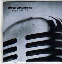 (CS24) Mitch Winehouse, Rush Of Love - 2010 DJ CD