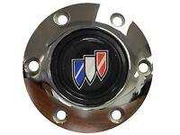 Buick Emblem With A Volante S6 Chrome Horn Button