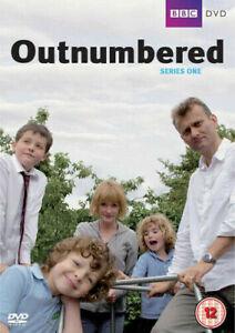 Outnumbered: Series 1 DVD 2008 Hugh Dennis cert 12 FREE Shipping, Save £s SUPERB