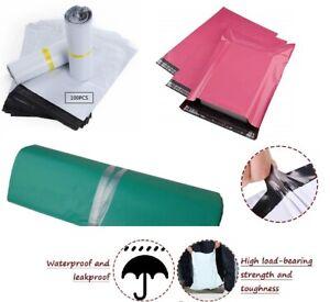 buste da imballaggio spedizioni 100 pezzi plastica resistenti impermeabili