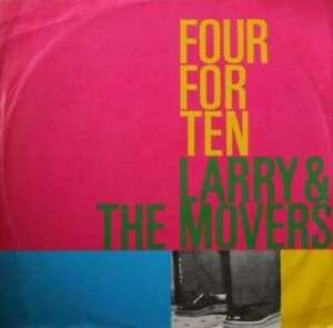 Larry-amp-The-Movers-Four-For-Ten-12-034-EP-Vinyl-Schallplatte-106922