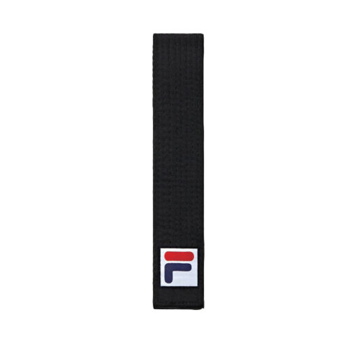 FILA Taekwondo Black-Belt//Martial arts Black-Belt//Karatedo Belt//Width 4cm