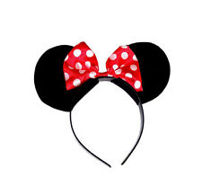 Minnie Mouse Ears,Hen Nights,Girls Party,Fancy Dress,Cheerleading -Good Quality