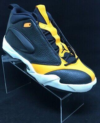 96f84ddffb075 Nike Air Jordan Jumpman Quick 23 Black Orange Peel Sail AH8109-008 Size  10.5 | eBay