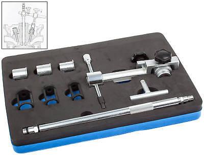 Schnelle Lieferung Druckluft Werkzeug Set Ventilfederspanner Satz Ventile Austauschen Montage Kfz