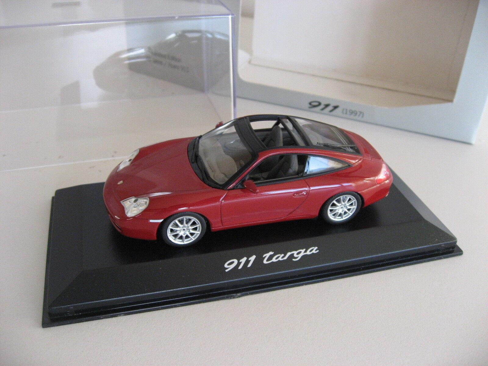 a buon mercato Minichamps Porsche 996 911 911 911 Targa 1 43 Dealer Item  vendita scontata