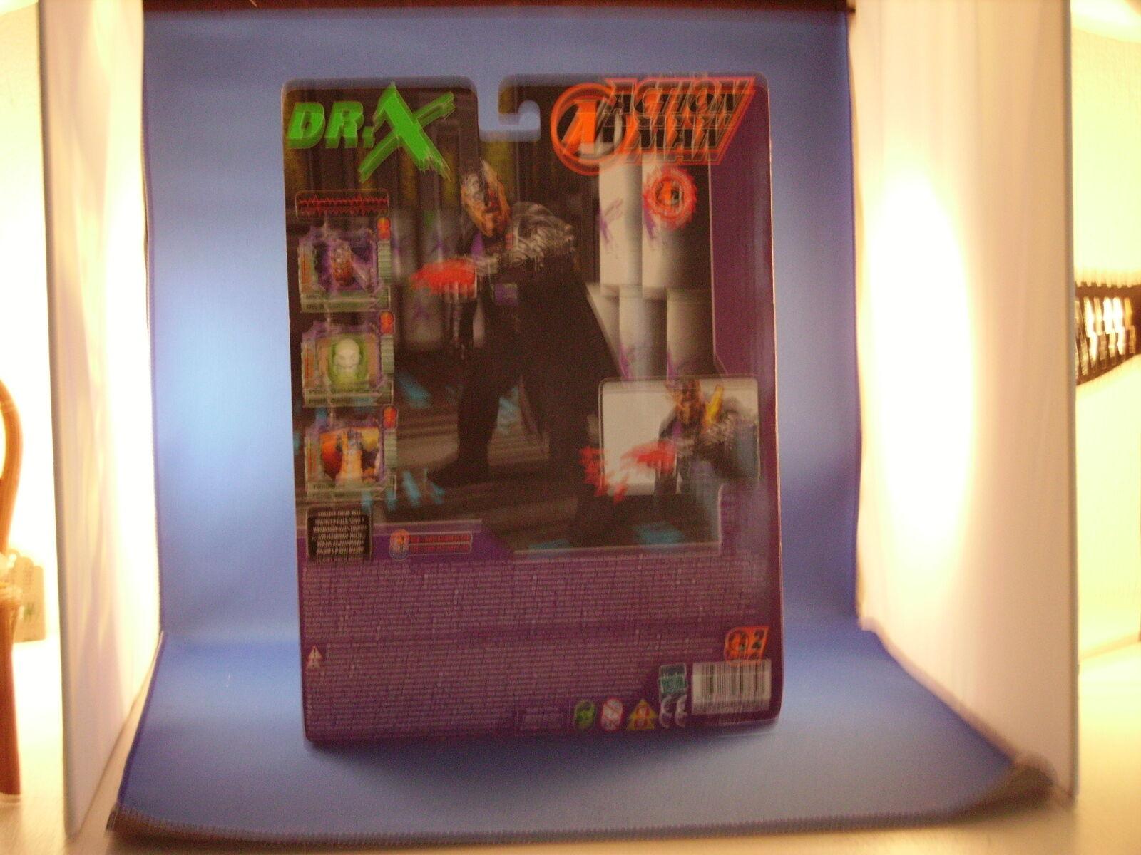 Hasbro. Hasbro. Hasbro. Action man , DR.X 6b6c7a