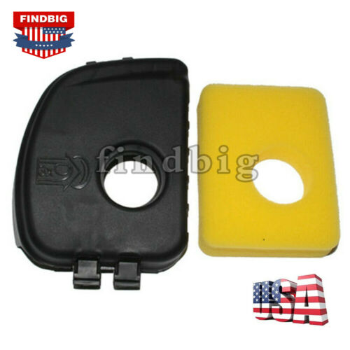 Air Filter And Air Cleaner Cover Fits For Briggs /& Stratton 595660 799579
