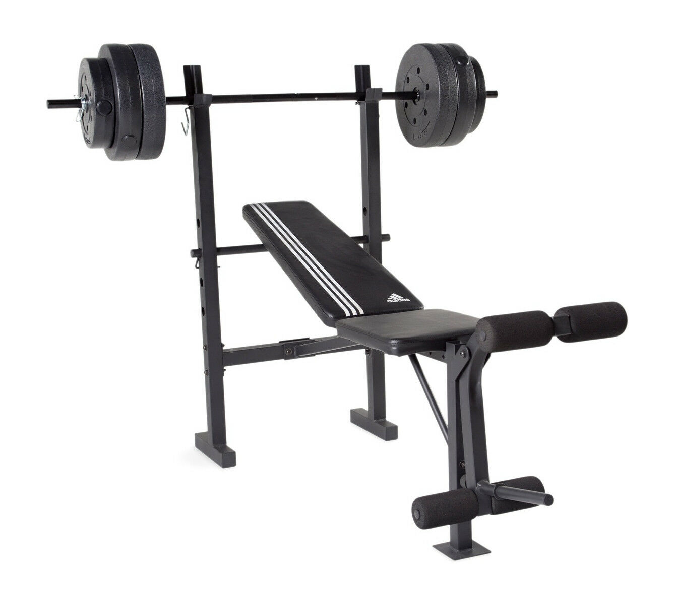 Marcy MCB379 Bench with 100 lbs Weight Set  has been sold  classic fashion