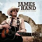Shadow on the Ground * by James Hand (CD, Jan-2010, Rounder Select)