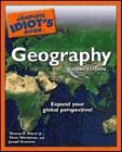 The Complete Idiot's Guide to Geography by Thomas E. Sherer (Paperback, 2007)