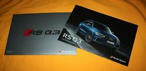 Audi-RS-Q3-Performance-2016-Prospekt-Brochure-Depliant-Catalog-Prospetto-Folder