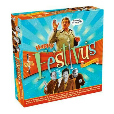 Seinfeld Happy Festivus Board Game NEW