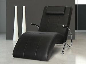 Vicco-Enjoy-Relaxliege-Relaxsessel-Fernsehsessel-Layback-PU-Leder-schwarz