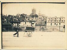 LAUSANNE c. 1900 - Vue de la Ville Suisse - AN 14
