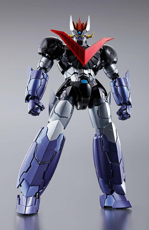 Bandai Metal Build Great Mazinger Action Figure Figure Figure 44dbc8
