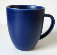 ARABIA OF FINLAND,  24h Matte Blue Mug Design Heikki Orvola Excellent Condition