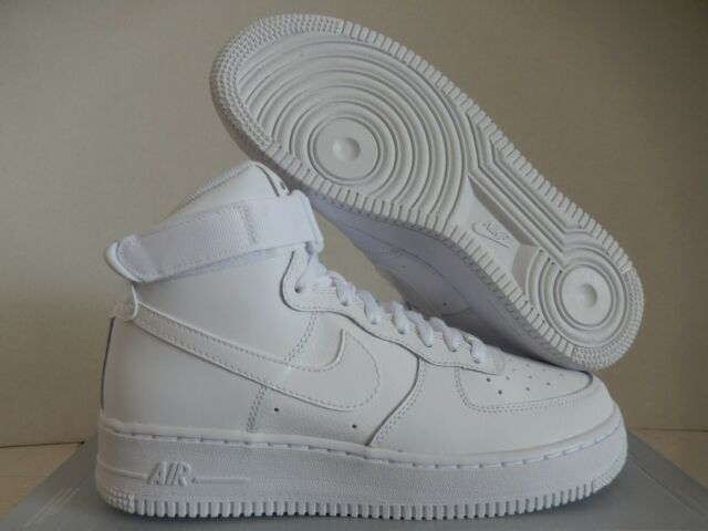Nike 653998 Kids Youth Boys Air Force 1 High Top Basketball Shoes Sneakers