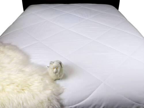 Washable Lightweight Australian Wool Comforter, 250gsm