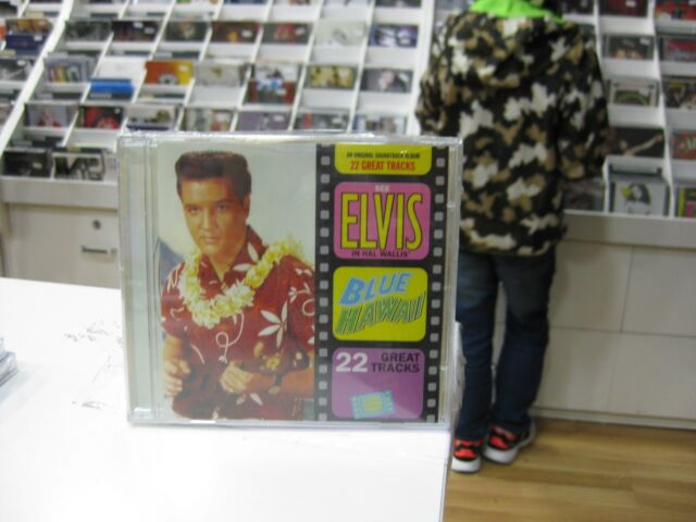 ELVIS PRESLEY CD SPANISCH BLUE HAWAII 2000 ELVIS COLLECTION
