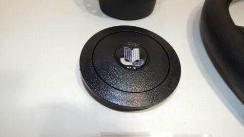 "New 14/"" Vinyl Steering Wheel /& Hub Adaptor Triumph Spitfire 62-76  Black Spokes"