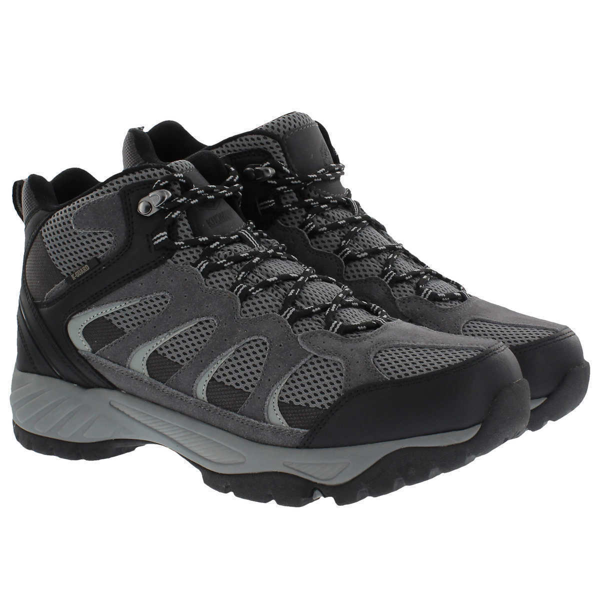 1c89128a89d Khombu Tyler Men's Leather Hiking Outdoor Tactical BOOTS 8
