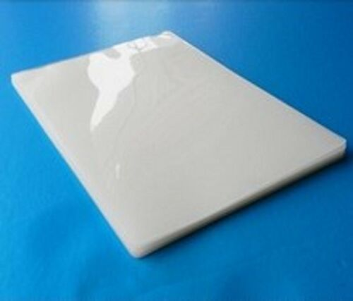3 x 5 50 PK 5 Mil Laminating Pouches Sheets 3-1//2 x 5-1//2 File Index Quality