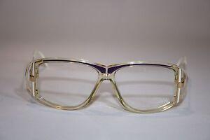 Cazal-Damenbrille-Vintage-Mod-321-55-12-s-Bild-W-Germany-Eyeglasses