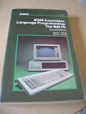 8088 Assembler Language Programming : The IBM-PC by David C. Willen and Jeffrey