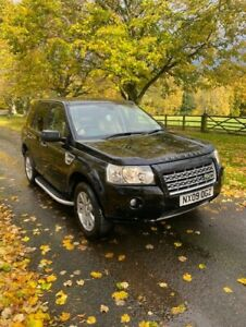 2009 Land Rover Freelander 2 HSE Automatic Black Top Spec
