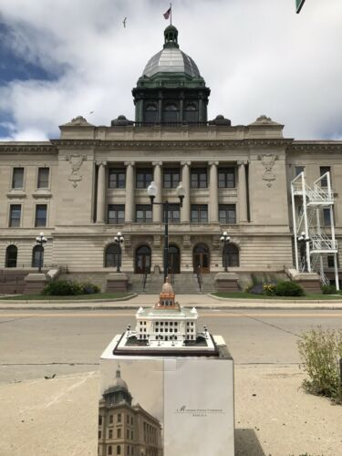 Steven Avery Trial Manitowoc County Courthouse Model Making A Murderer