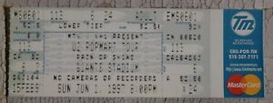 U2-Popmart-Tour-Giants-Stadium-New-York-USA-unused-Ticket-stub-1st-June-1997