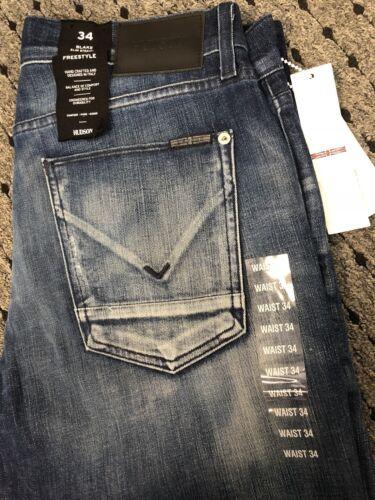Blake Slim Hudson Straight Jeans Vici Maat Blue 0322 Heren 34 doQtsrCxhB