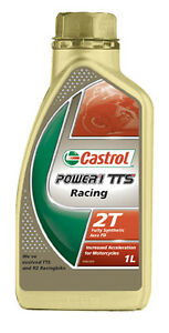 castrol tts 2t synthetic two stroke racing engine oil. Black Bedroom Furniture Sets. Home Design Ideas
