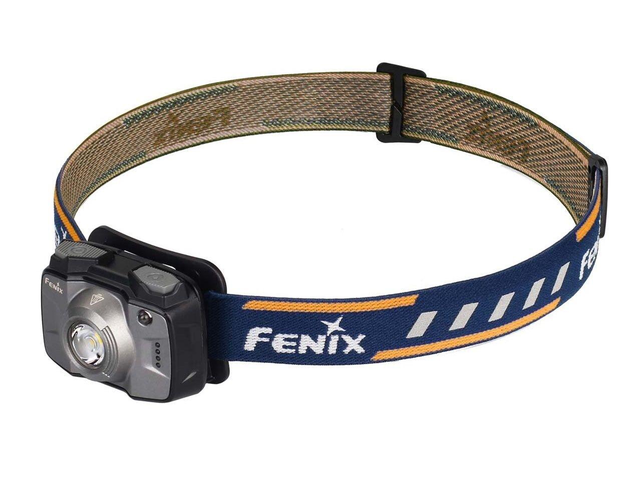 Fenix HL32R Stirnlampe grey 09FN228 Jogger Lampe USB-Lademöglichkeit 400 Lumen
