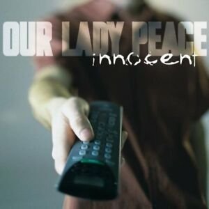 Innocent-Whatever-Live-Our-Lady-Peace-CD-Single-NEW-Sealed