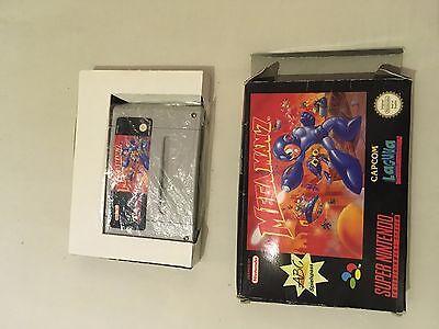 Megaman 7 SNES