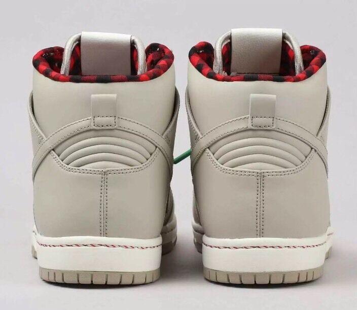 Nike Dunk Ultra Rain PLAID Jacket 9 Sail String Khaki Beige Nero Red 845055-201