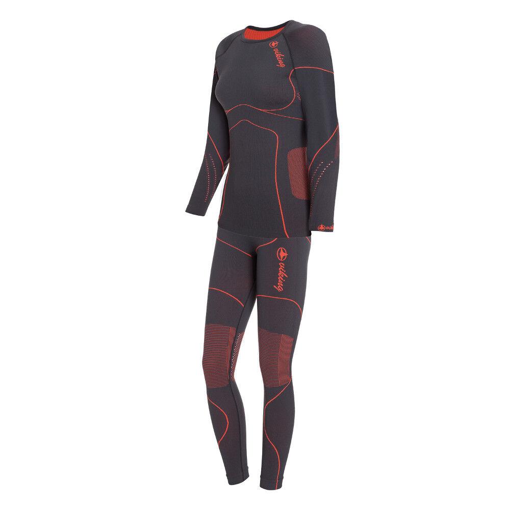 Damen Damen Damen Funktionsunterwäsche Thermounterwäsche Skiunterwäsche SET Leggings + Hemd 0ba38e