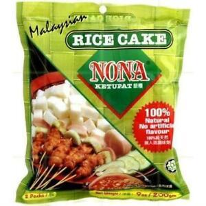 Nona ketupat (Torta di riso)