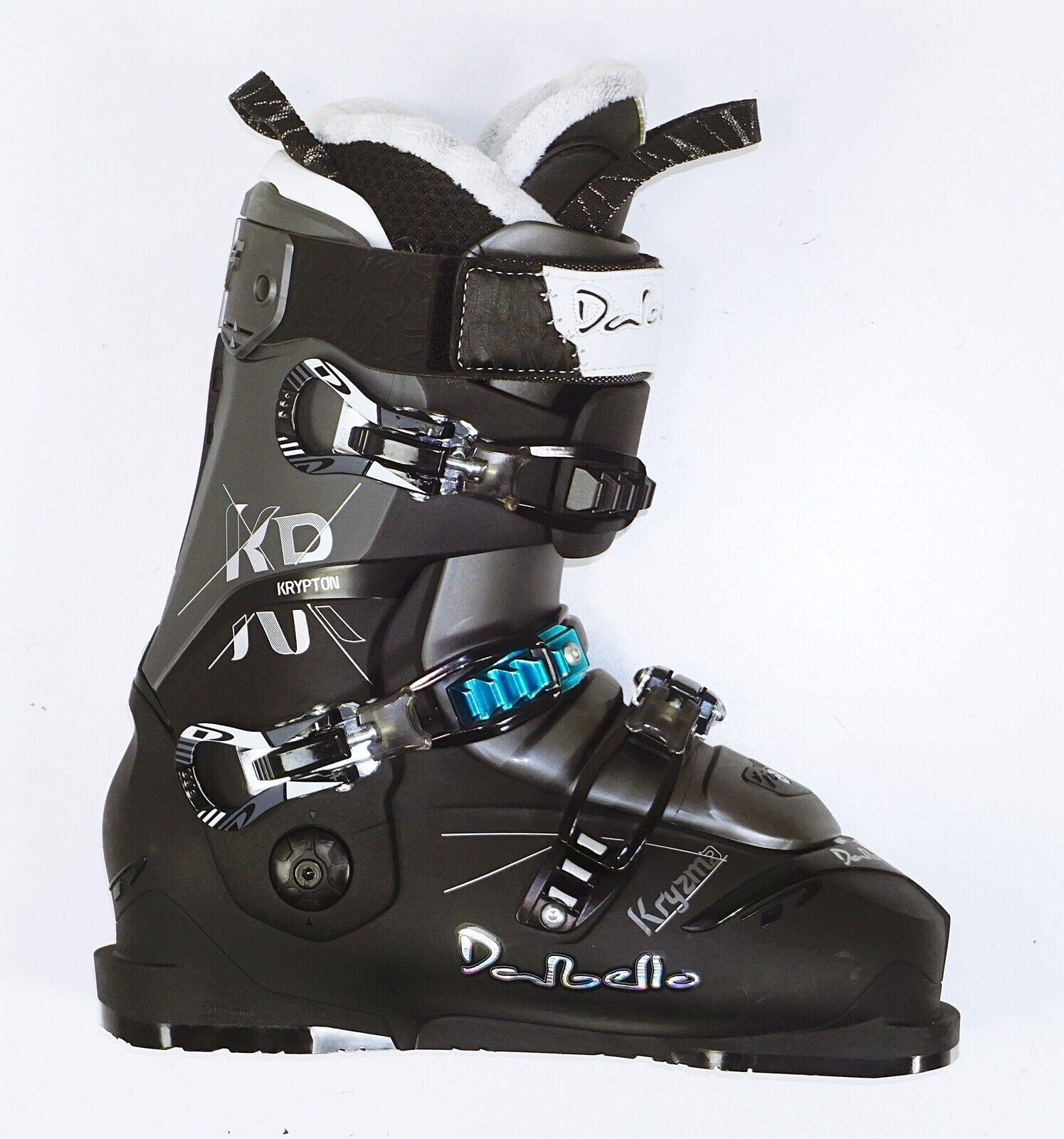 Dalbello Krypton Kryzma 115 Damen Skischuhe MP 26,5 größe 41,5 Flex 115  (FH738)