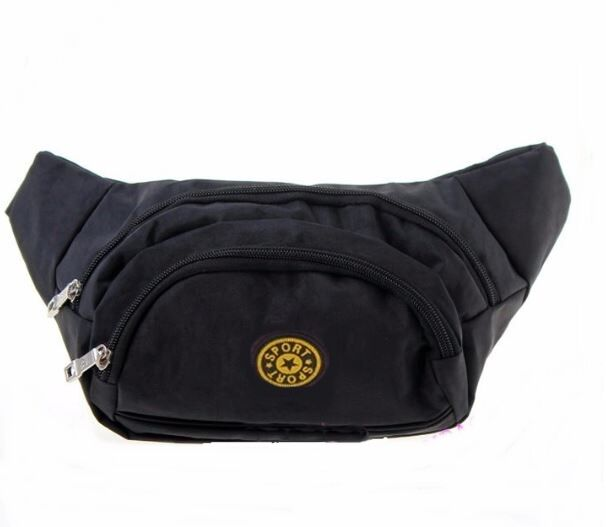 New Waist Fanny Pack Belt Bag Pouch Travel Sport Hip Bum Bag Womens Mens Unisex