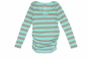 New-Old-Navy-Women-039-s-Maternity-Shirt-Top-Long-Sleeve-Shirt-NWOT-Size-Medium