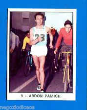 # CAMPIONI DELLO SPORT 1966/67 - Figurina/Sticker n. 9 - ABDON PAMICH -Rec