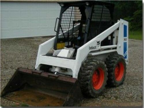 Equipment Parts & Accessories Business, Office & Industrial Bobcat ...