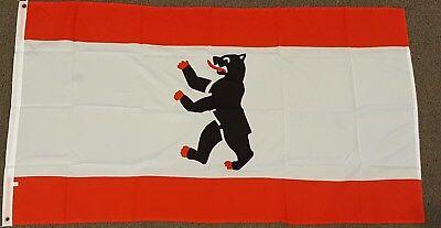 3X5 BRANDENBURG GERMANY FLAG  PROVINCE GERMAN NEW F062